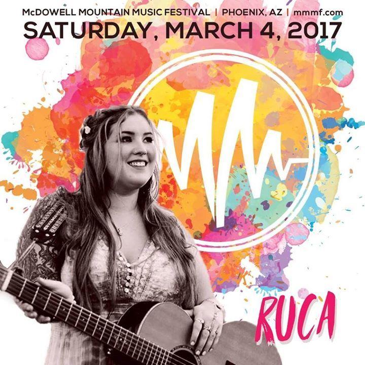 Ruca Music Tour Dates