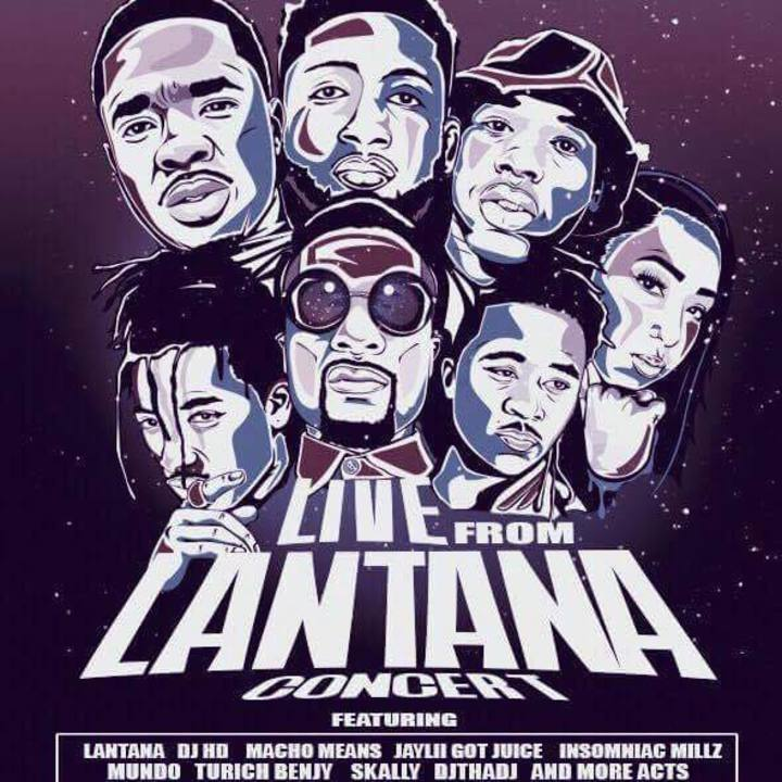 Easy Lantana Tour Dates