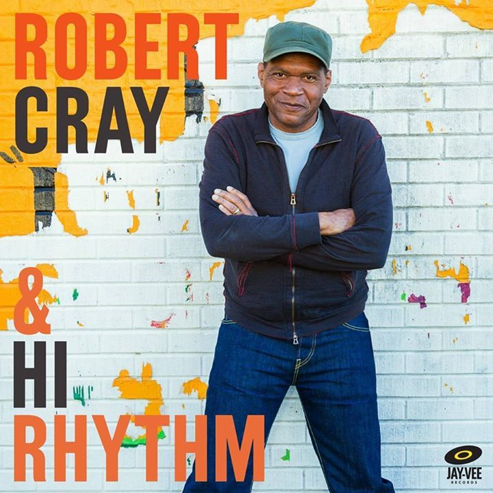 Robert Cray @ Criterion Theatre - Bar Harbor, ME