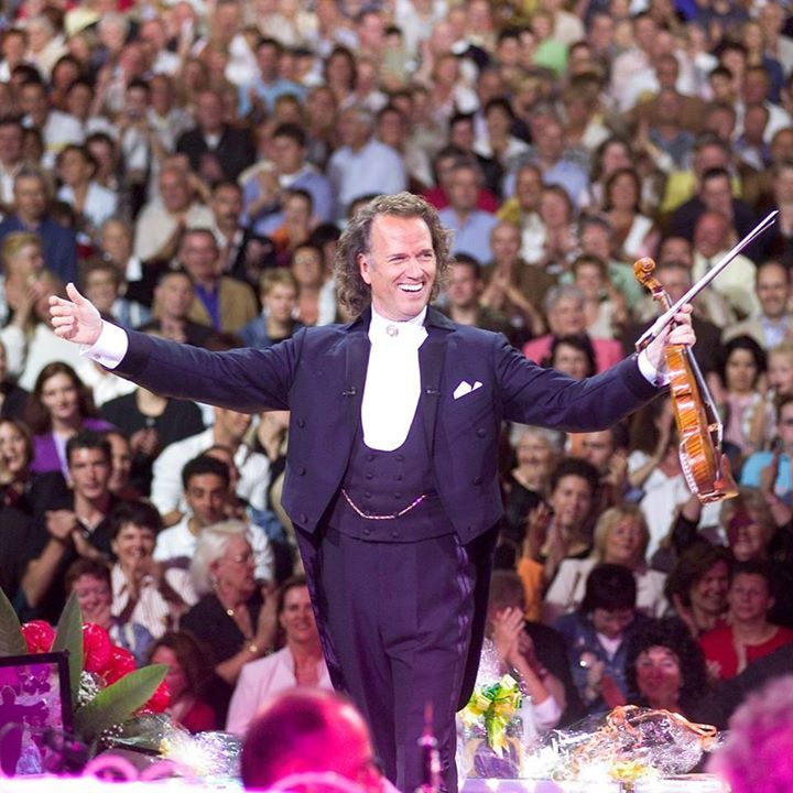 André Rieu @ Metro Radio Arena - Newcastle Upon Tyne, United Kingdom