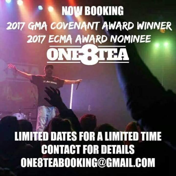ONE8TEA Tour Dates