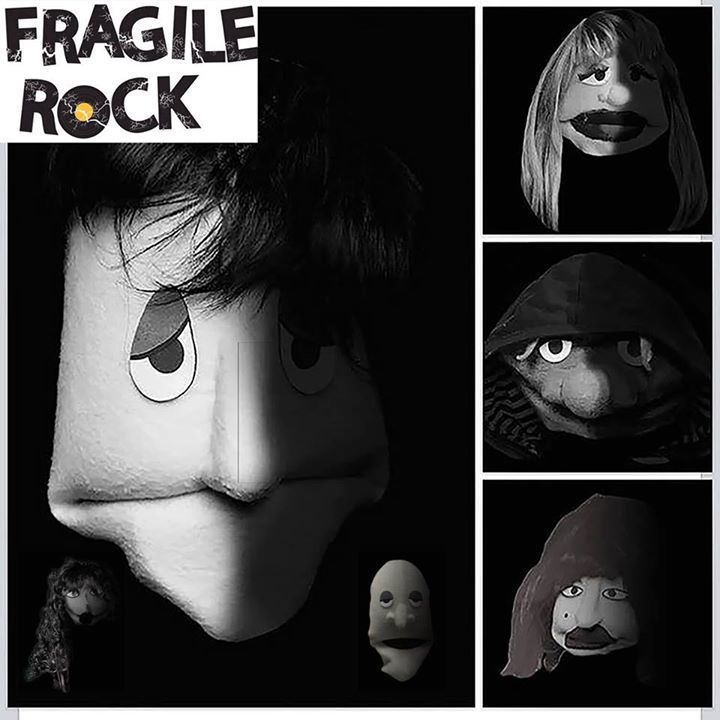 Fragile Rock Tour Dates