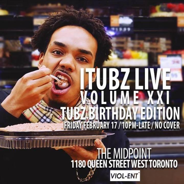 DJ iTubz Tour Dates