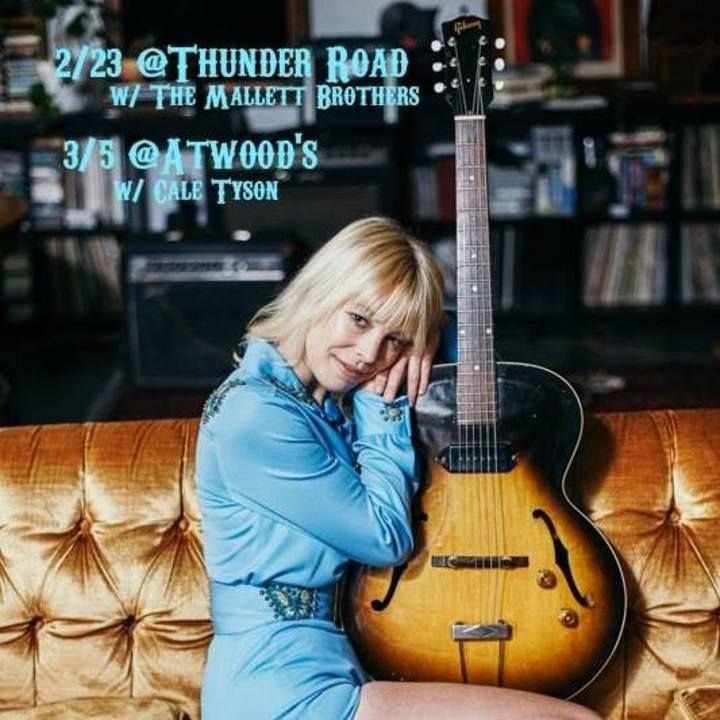 Hayley Thompson-King Tour Dates