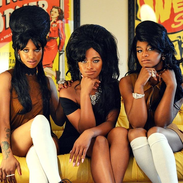 The Womack Sisters Tour Dates