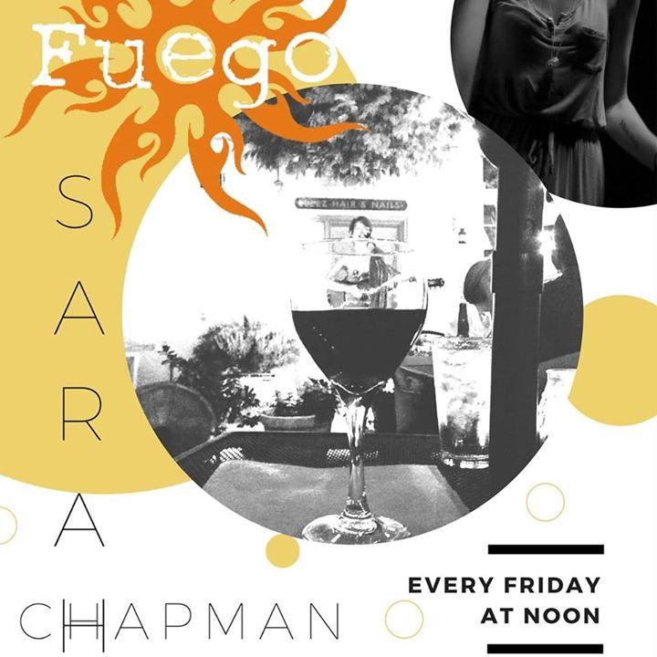 Sarah Chapman Tour Dates