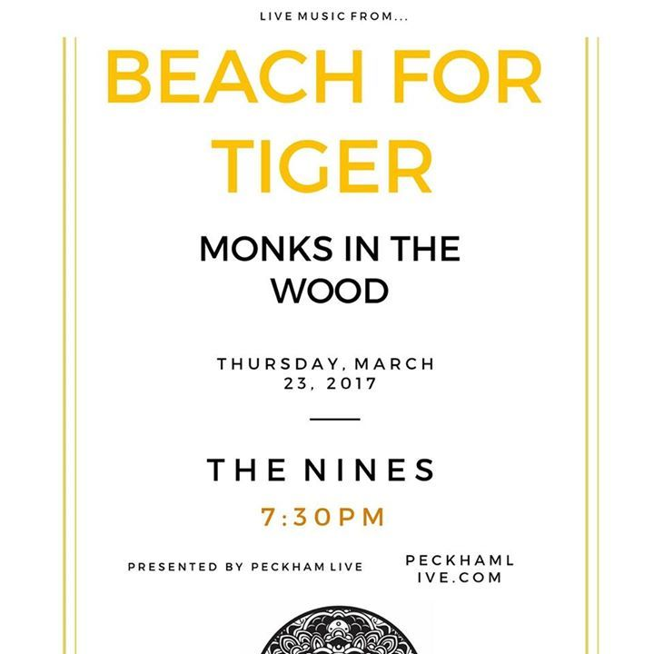 Monks in the Wood Tour Dates