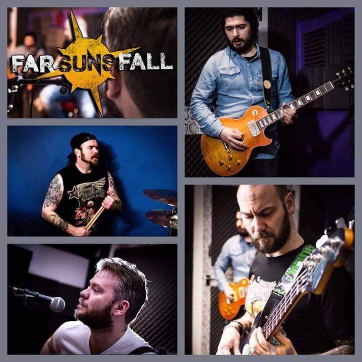 Far Suns Fall Tour Dates