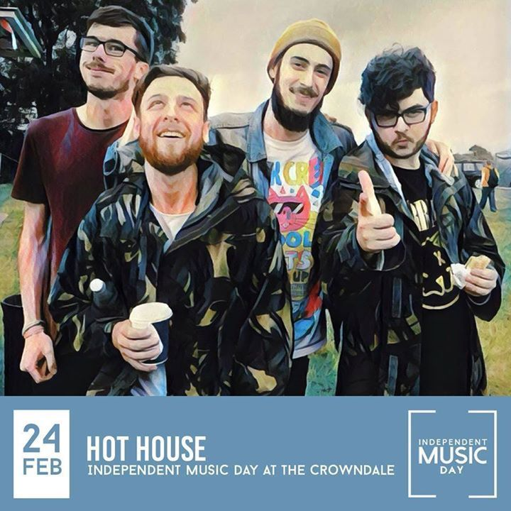 Hot House Tour Dates