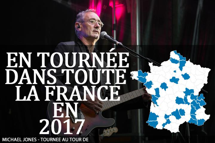 Michael Jones @ Théâtre communal - Belgique  - Binche, Belgium