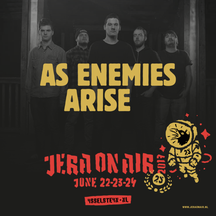 As Enemies Arise Tour Dates