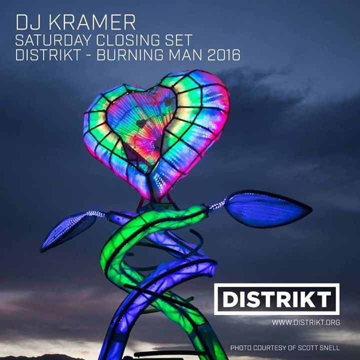 DJ Kramer Tour Dates