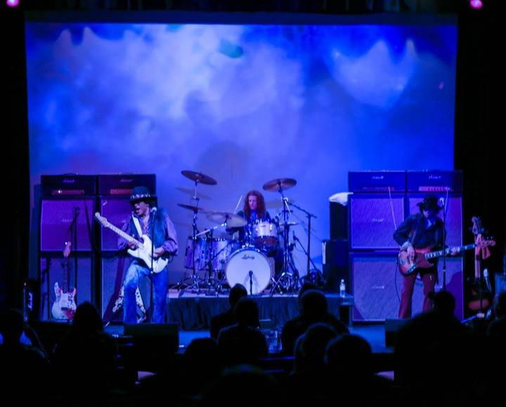 Kiss The Sky - The Jimi Hendrix RE-Experience @ The Vogue - Indianapolis, IN