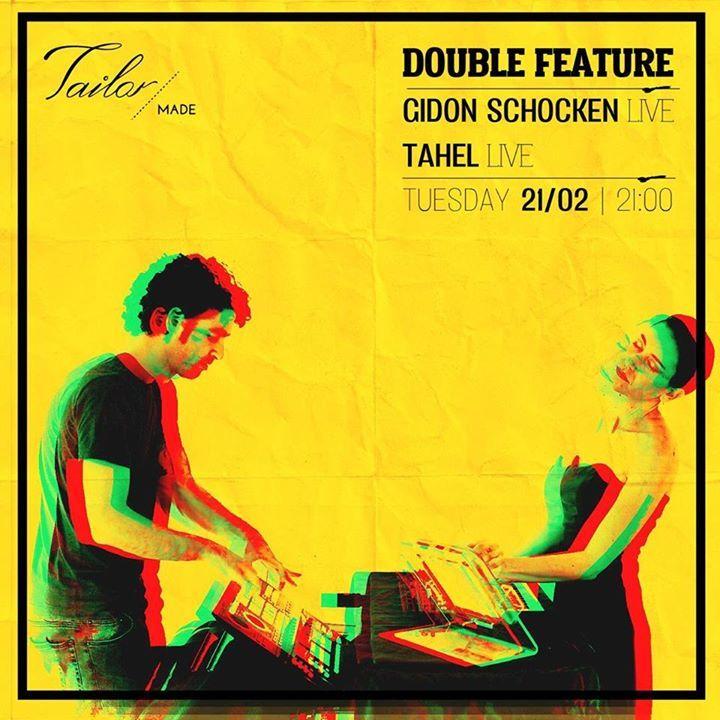 Tahel Tour Dates