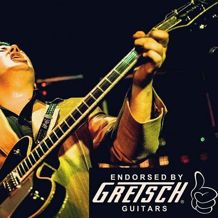 Ruzz Guitar Tour Dates