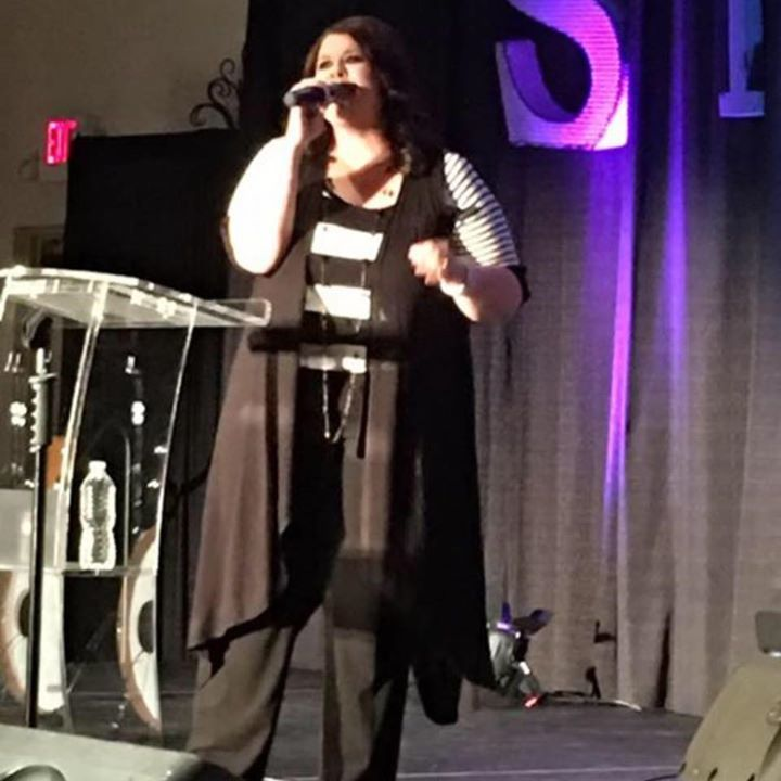 Terah Crabb Penhollow @ Cornerstone Conference Center - Browns Summit, NC