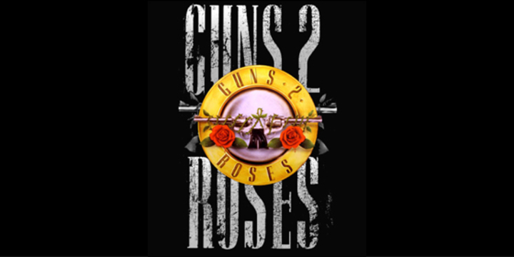 Guns 2 Roses - UK Guns N Roses Tribute @ The Tivoli  - Buckley, United Kingdom