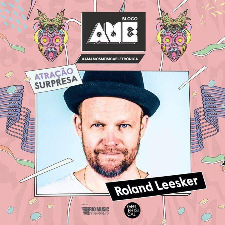 Roland Leesker Tour Dates