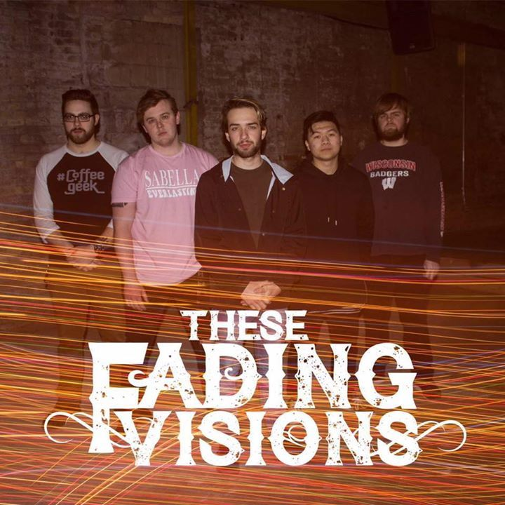 These Fading Visions Tour Dates