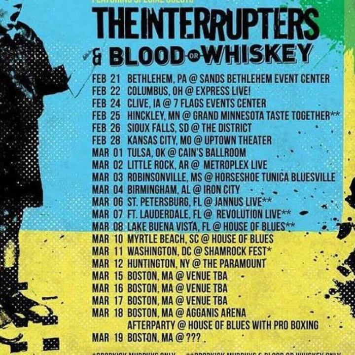 Blood or Whiskey @ The District - Sioux Falls, SD