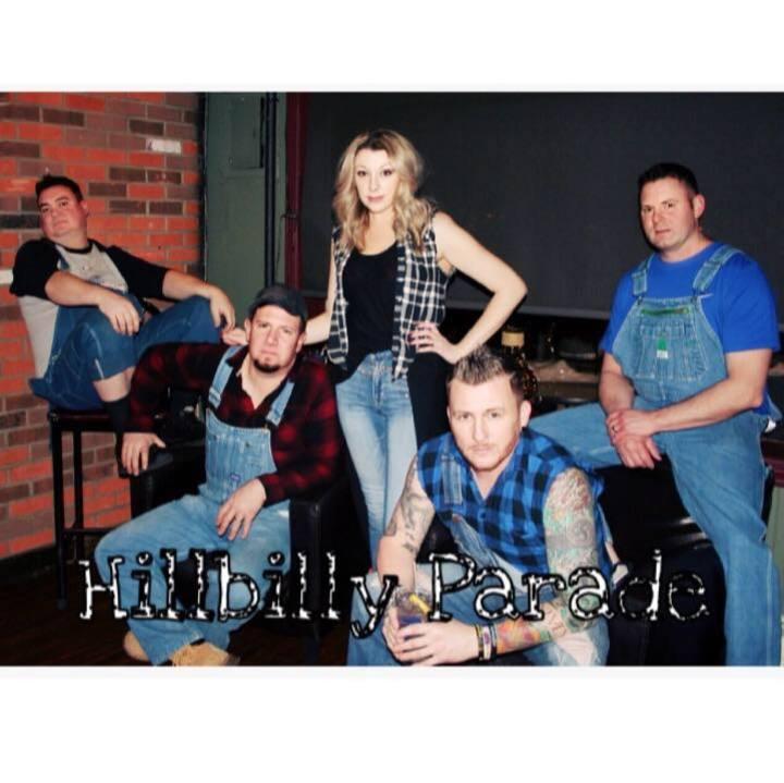 Hillbilly Parade Band Tour Dates