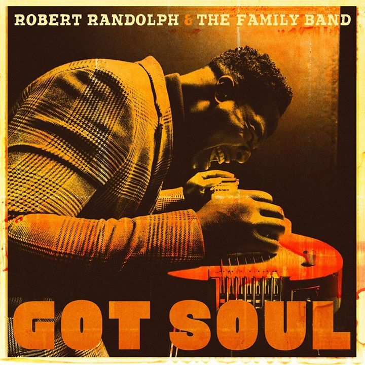 Robert Randolph & the Family Band @ The Animas City Theatre - Durango, CO