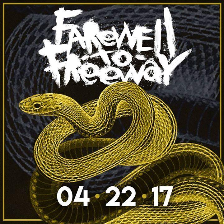 Farewell to Freeway Tour Dates