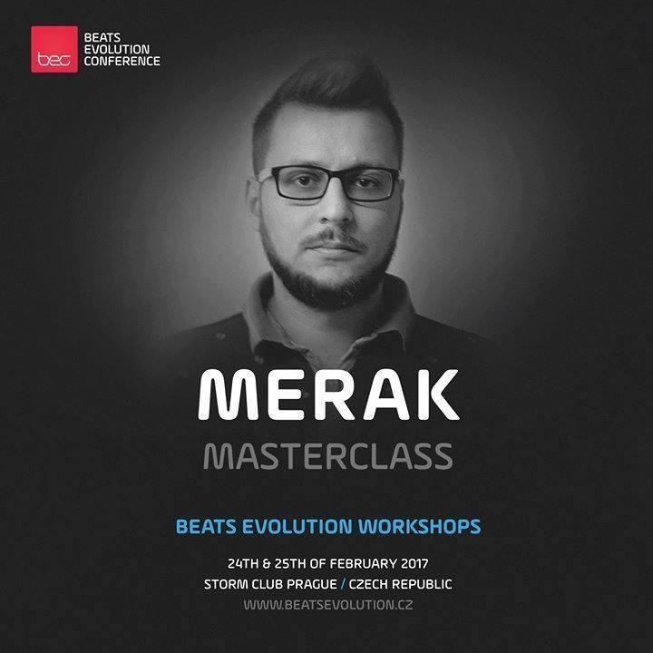 MERAK Tour Dates