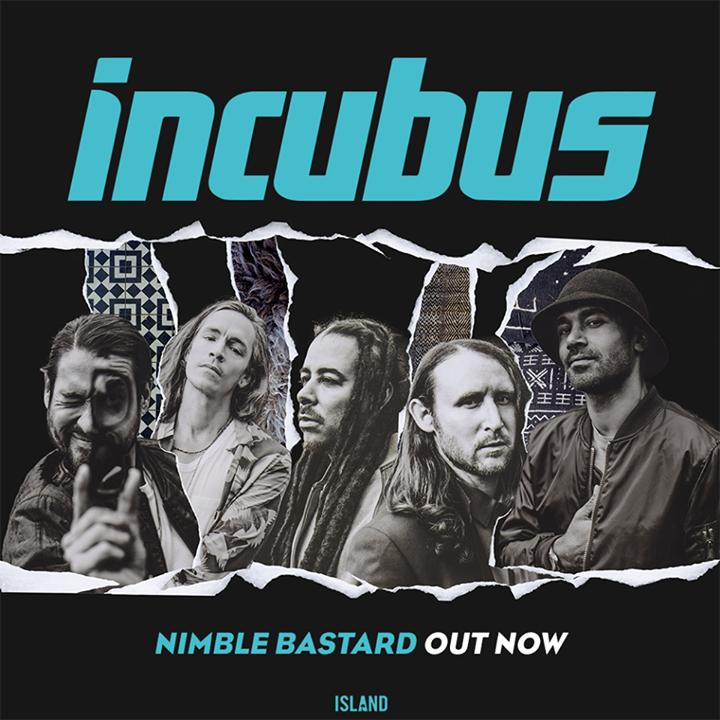 Incubus Tour Dates