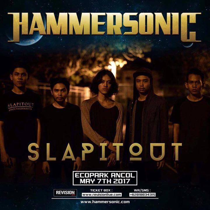 Slap It Out Tour Dates