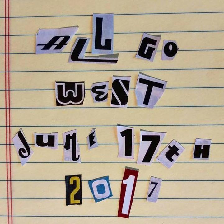 All Go West Music Festival Tour Dates