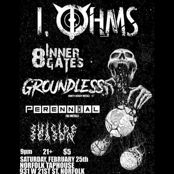 Paradigms Tour Dates