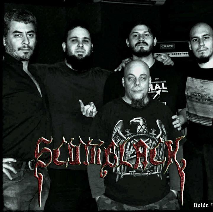 Scumblack Tour Dates