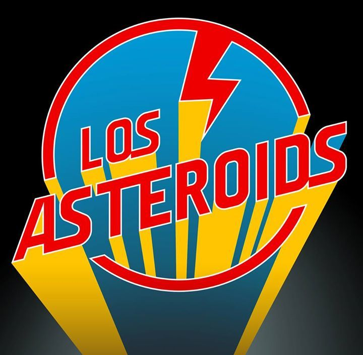 Los Asteroids Tour Dates