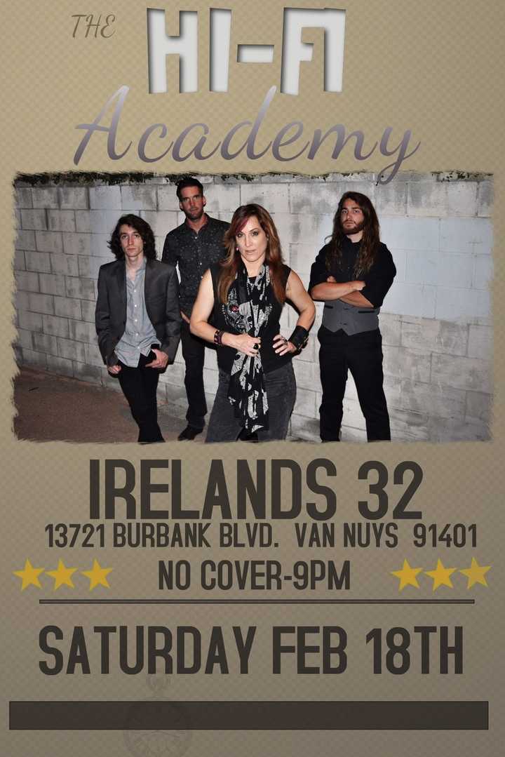 Yolanda and the Stolen Boys @ Iteland's 32 - Los Angeles, CA