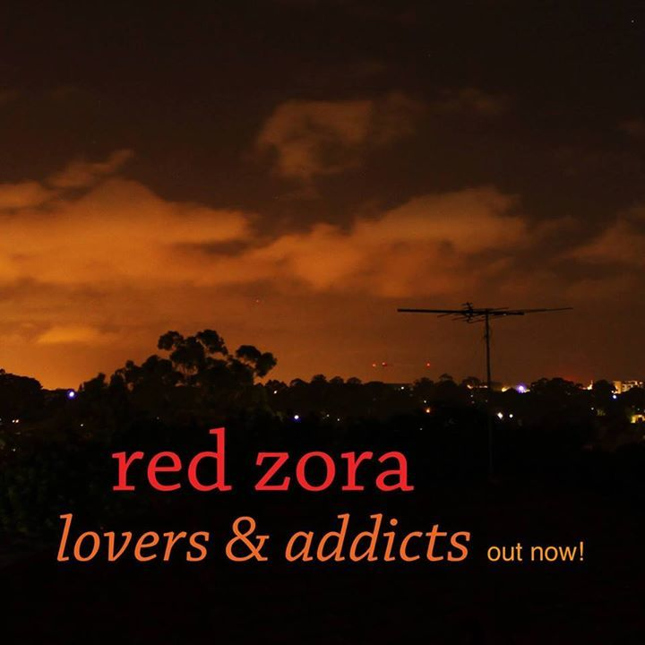 Red Zora Tour Dates