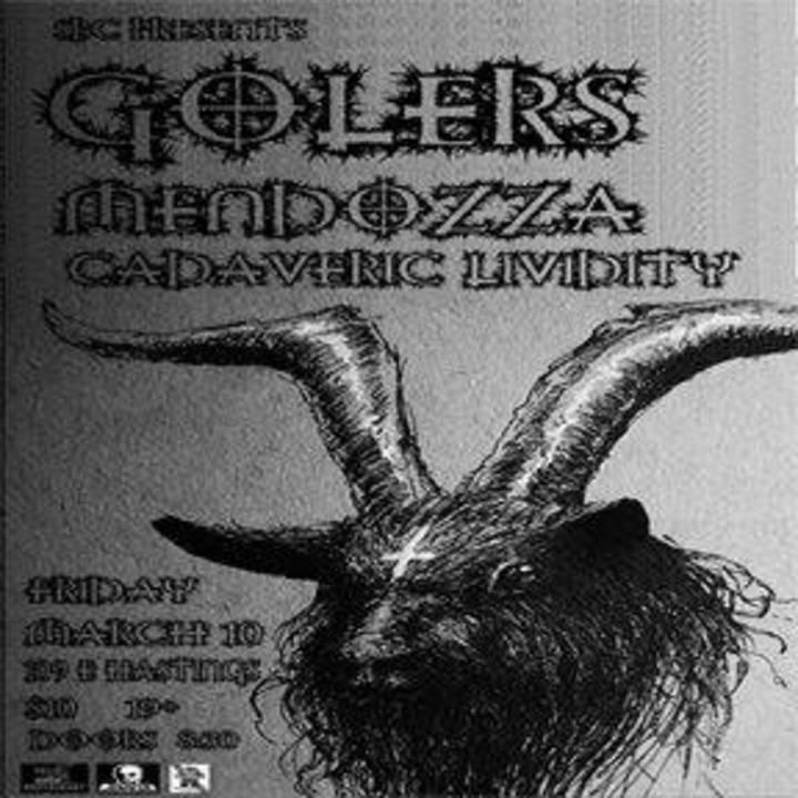 Cadaveric Lividity Tour Dates