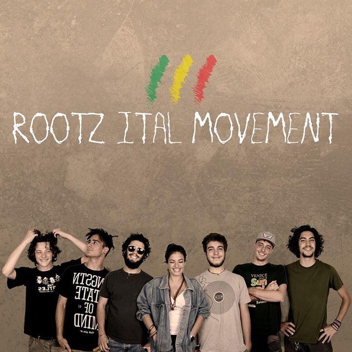 Rootz Ital Movement Tour Dates