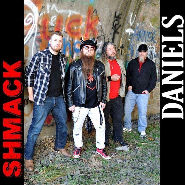 Shmack Daniels Tour Dates