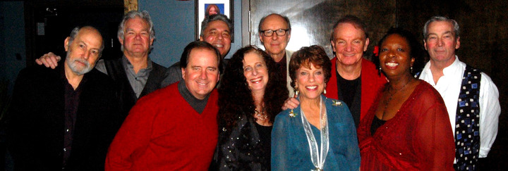 The Shirleys and Tim McLoone & The Atlantic Coast Band @ Monmouth County Library Auditorium - Englishtown, NJ