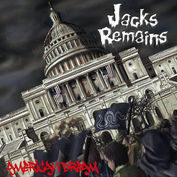 Jack's Remains Tour Dates
