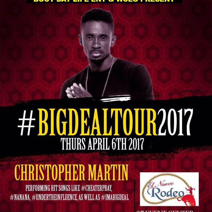 Bout Dat Life Ent Tour Dates