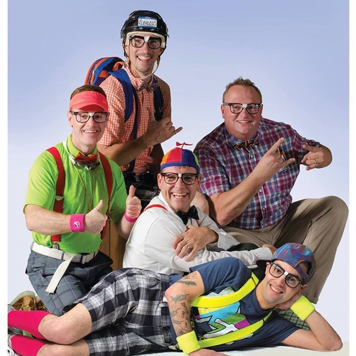 NERDS GONE WILD in WNY @ GRAND ISLANDS LARGEST 80'S BASH @ RIVER OAKS 8:18PM start - Grand Island, NY
