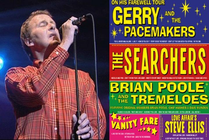 Steve Ellis, Original Voice of Love Affair @ Philharmonic Hall, Liverpool www.liverpoolphil.com/whats-on - Liverpool, United Kingdom