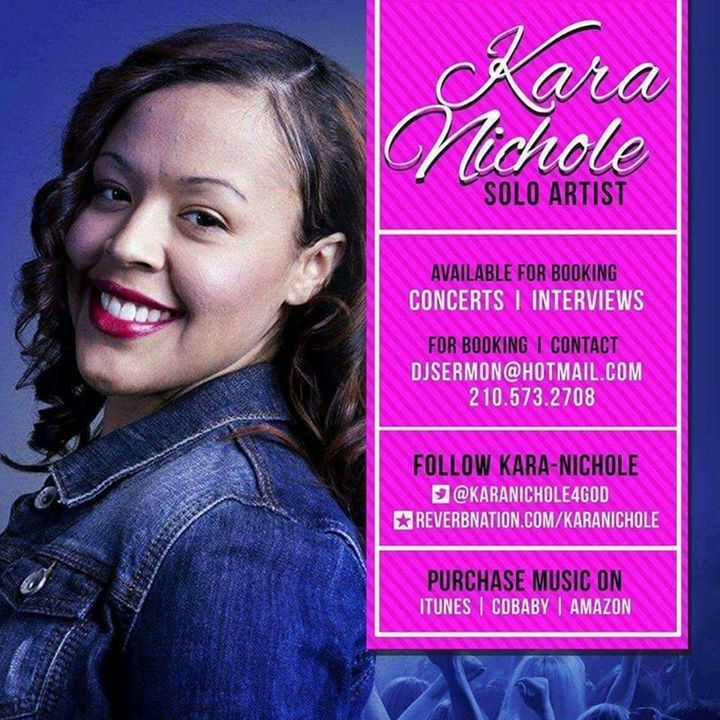 Kara-Nichole @ BREAK THROUGH: #No Ceilings! - San Antonio, TX