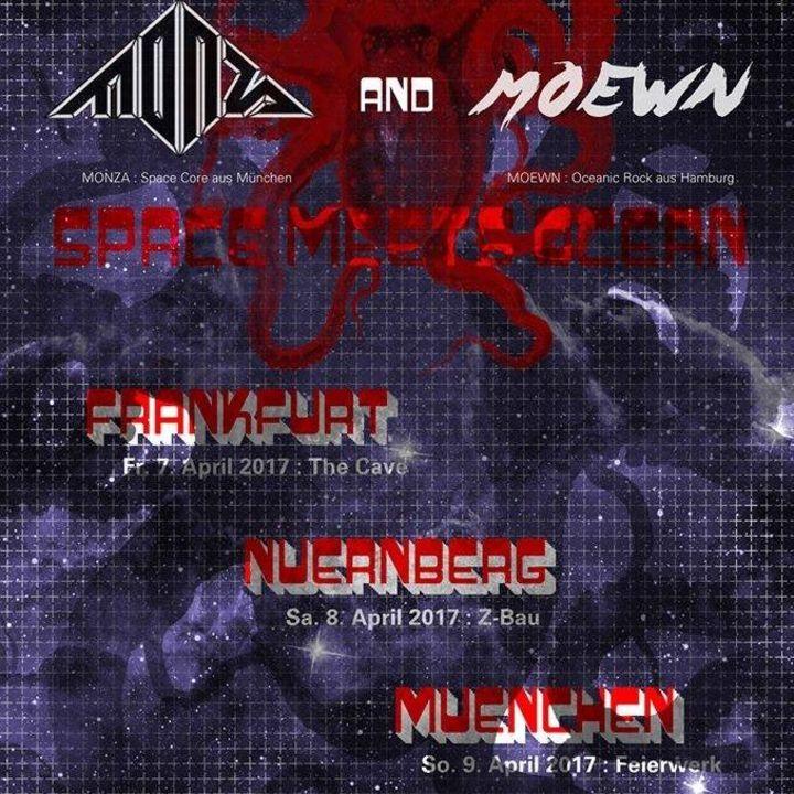 MONZA München Tour Dates