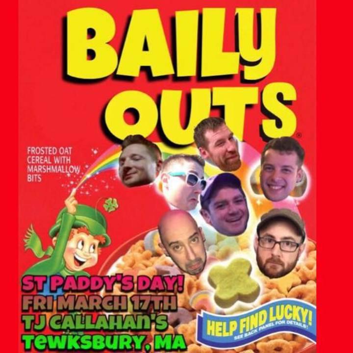 Bailout @ TJ Callahan's - Tewksbury, MA