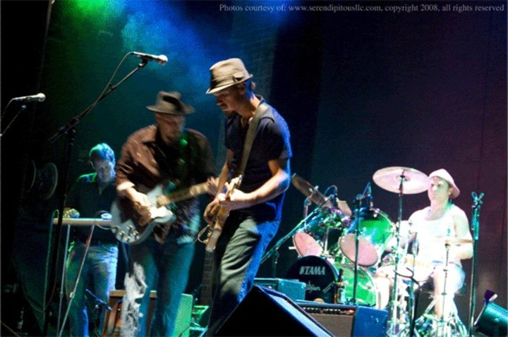 The Williams Brothers Band Tour Dates