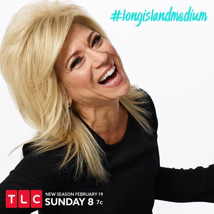 Theresa Caputo @ Tropicana Showroom - Atlantic City, NJ