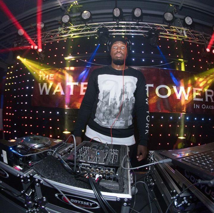DJ Koffi, a.k.a. DJ SoStCyR Tour Dates